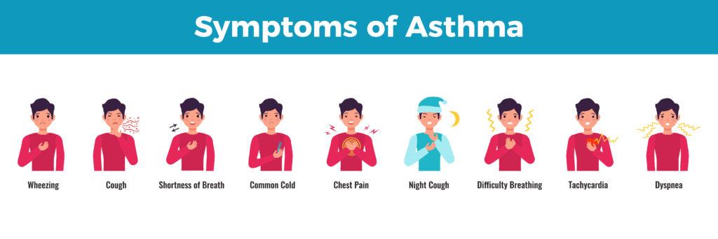 Asthma : 10 Easy Asthma Prevention Measures 2 - Daily Medicos