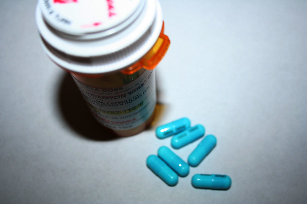 Clindamycin by daily medicos