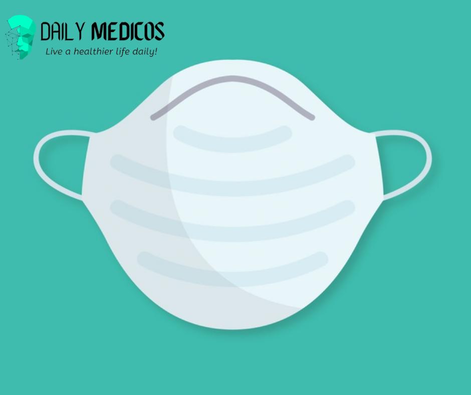 coronavirus face mask types by dailymedicos