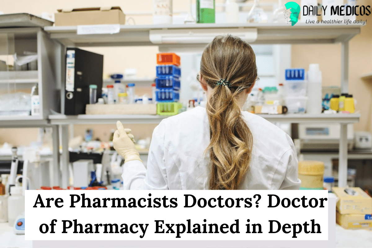 Are Pharmacists Doctors? 1 - Daily Medicos