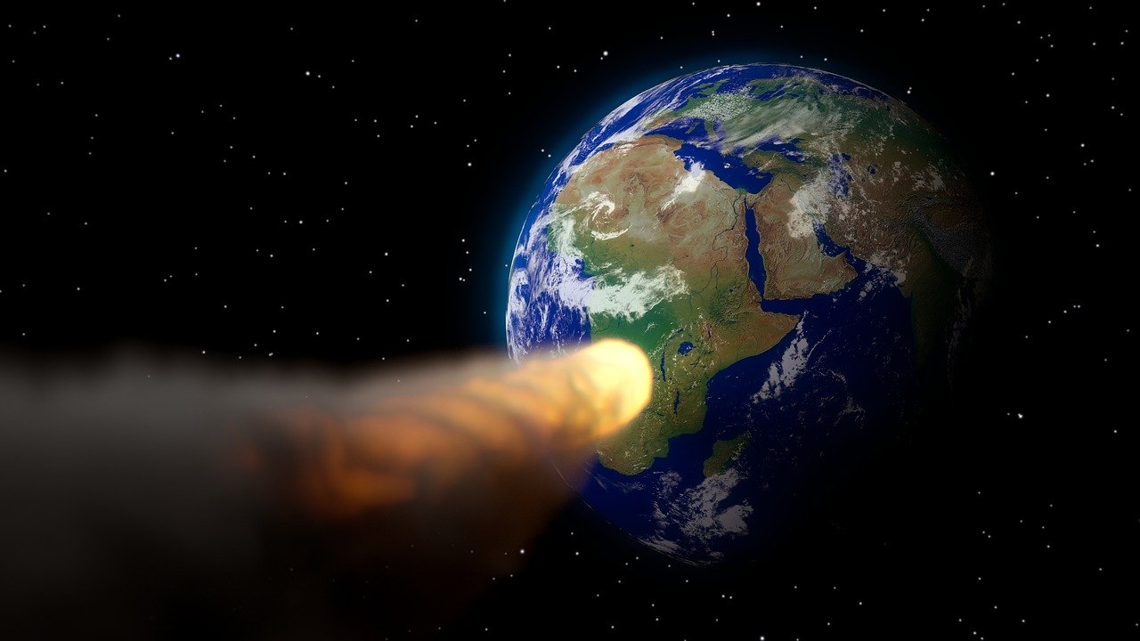 Asteroids are extra from the development of our solar system about 4.6 billion years ago