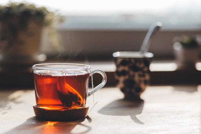 tea bags can remove dark circles