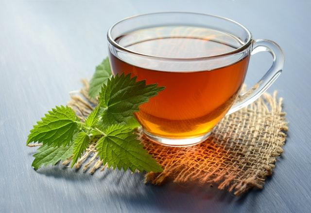 green tea contains flanonoids