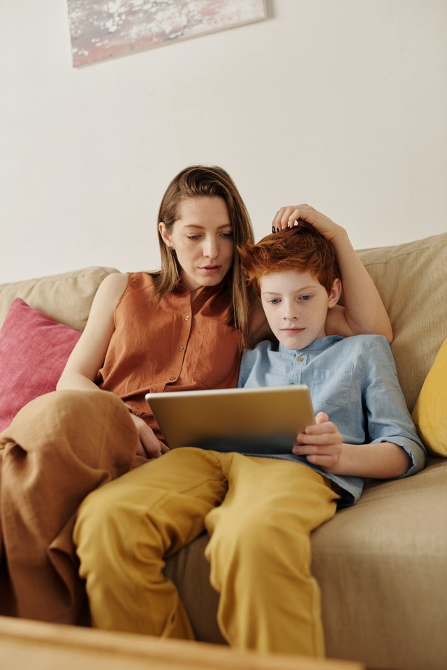 watch educational videos with your loved ones