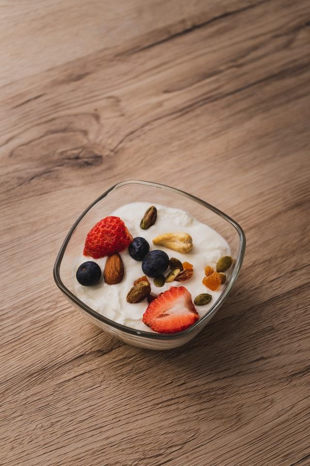 yogurt to boost immune system
