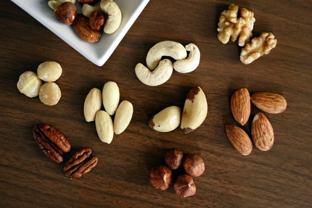 Vitamin E in almonds can boost your immune system