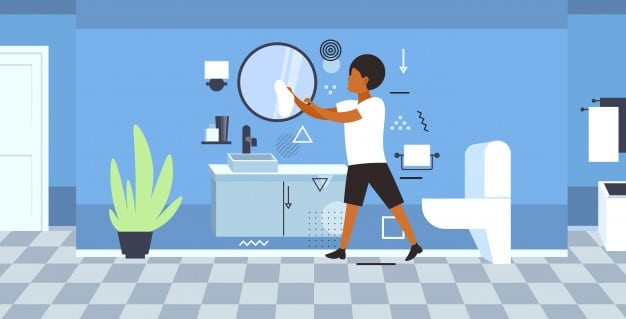 Tips To Clean Cloudy Mirrors 3 - Daily Medicos
