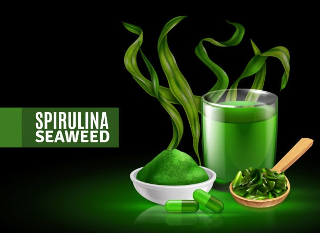 Spirulina; Health Benefits, Side Effects, Daily Intake, and Nutritional Profile 2 - Daily Medicos