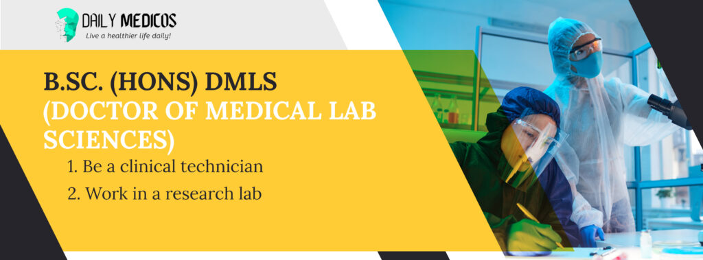 TOP 20 Medical Fields To Study Other than MBBS and BDS (With Scope in Pakistan) 18 - Daily Medicos