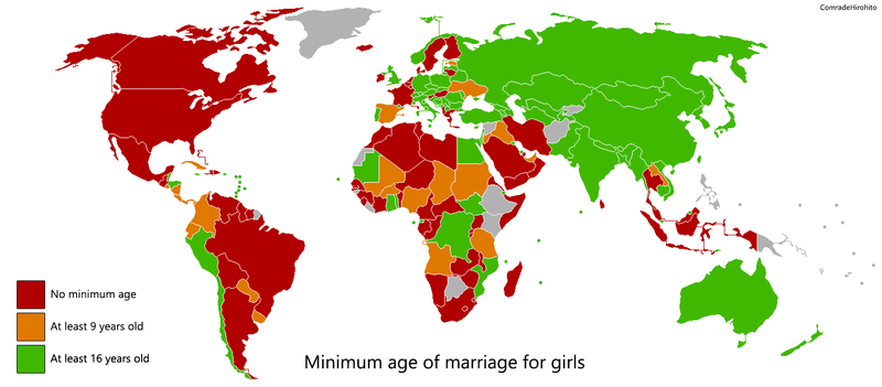 The Issue Of Child Marriage In Pakistan 2 - Daily Medicos