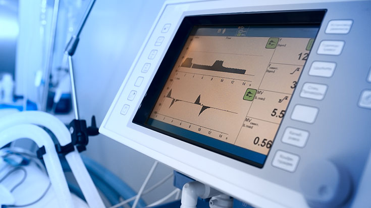 certificate in mechanical ventilation