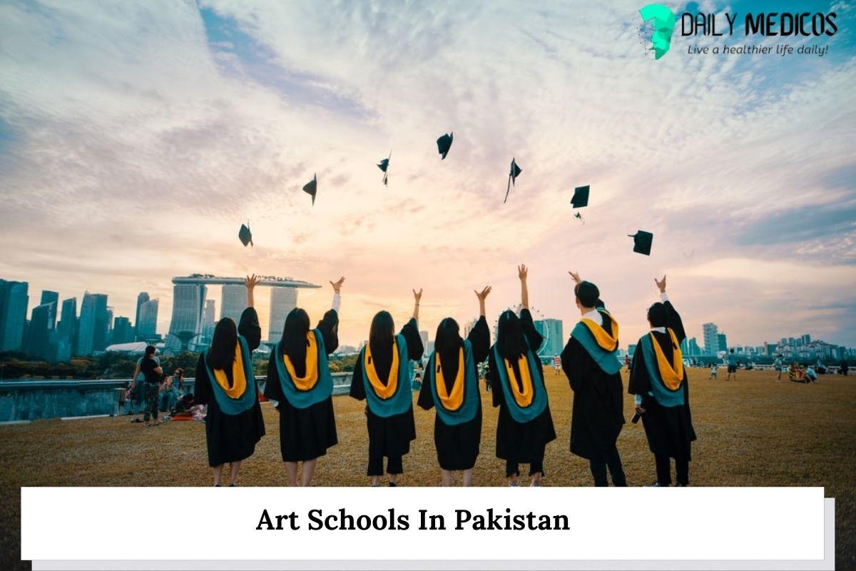 Art Schools In Pakistan 1 - Daily Medicos