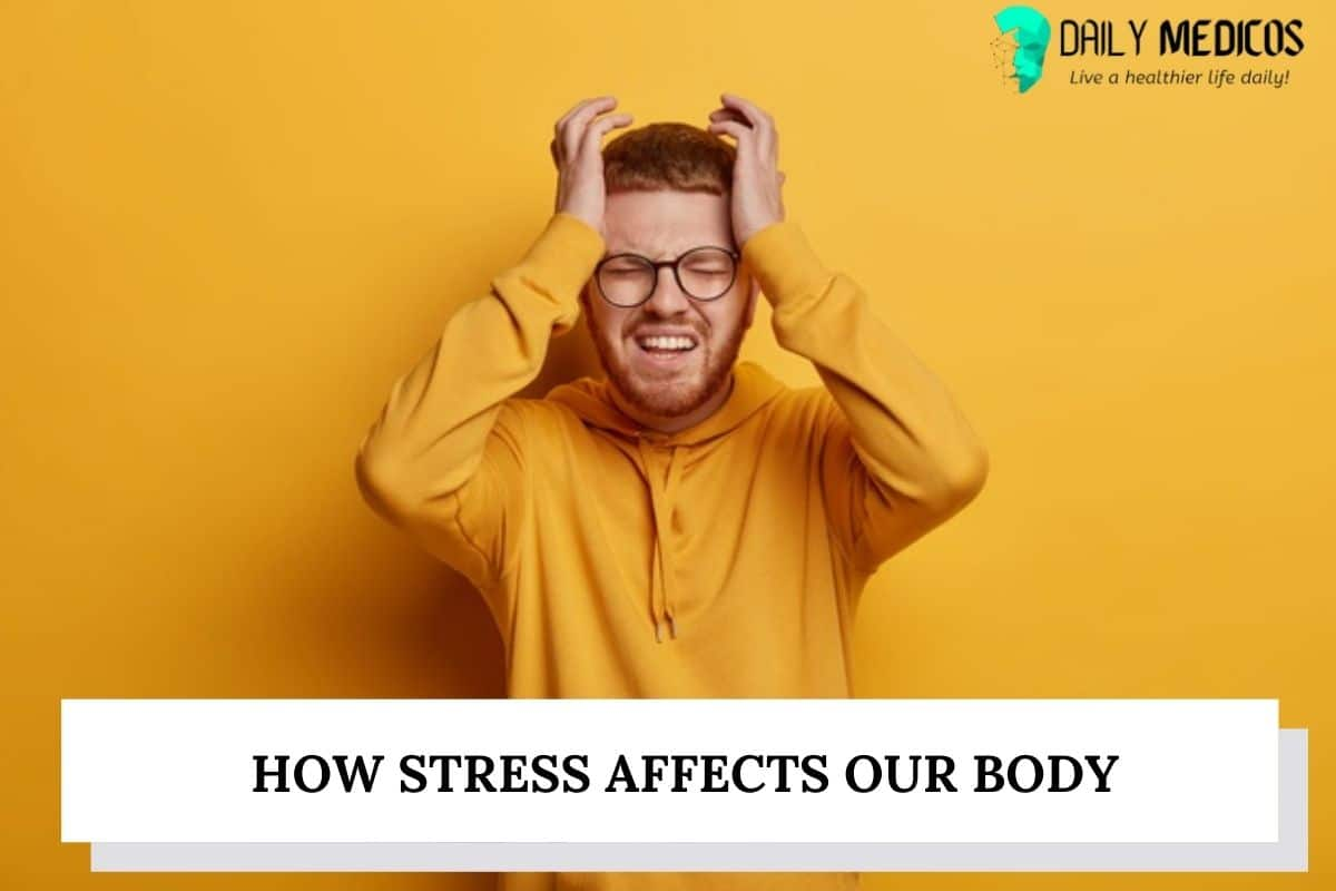 How Stress Affects Our Body 1 - Daily Medicos