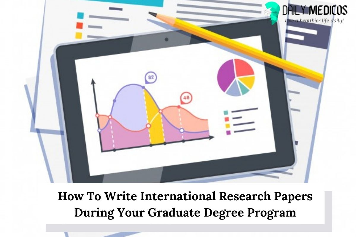 How To Write International Research Papers During Your Graduate Degree Program 1 - Daily Medicos