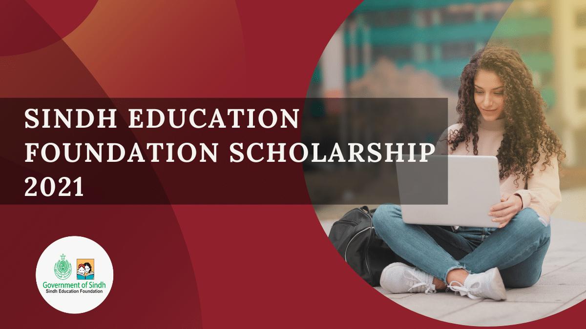 SINDH SCHOOL EDUCATION SCHOLARSHIP PROGRAM (SSESP)
