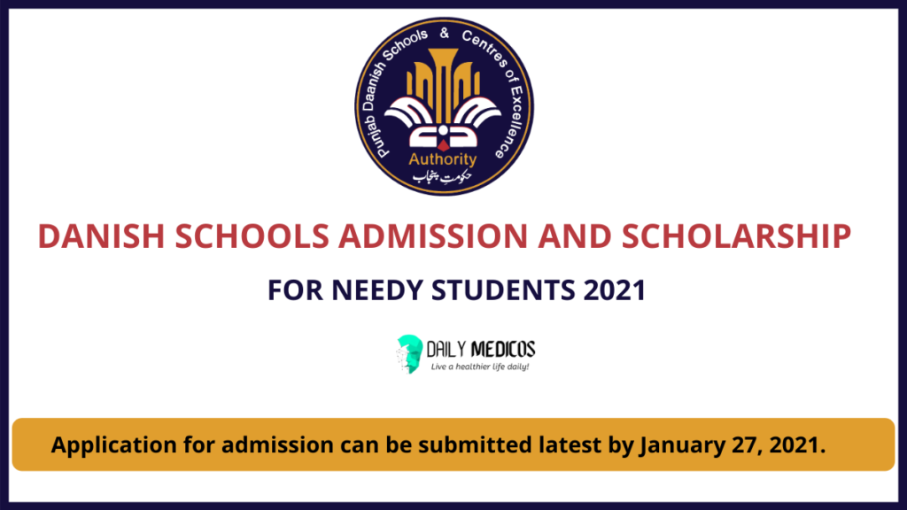 Danish schools Admission and scholarships for needy students 2021 6 - Daily Medicos