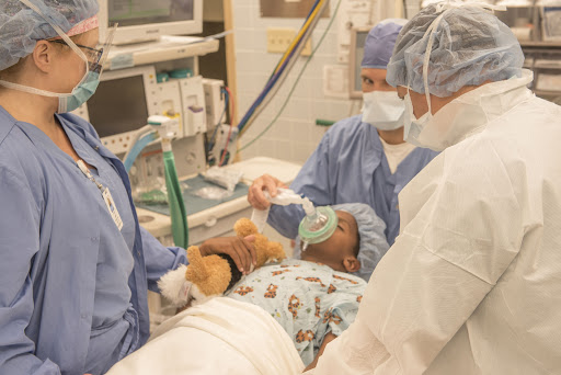 pediatric surgical oncologist