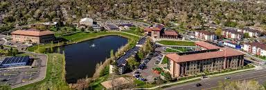 View of  Colorado Christian University Campus