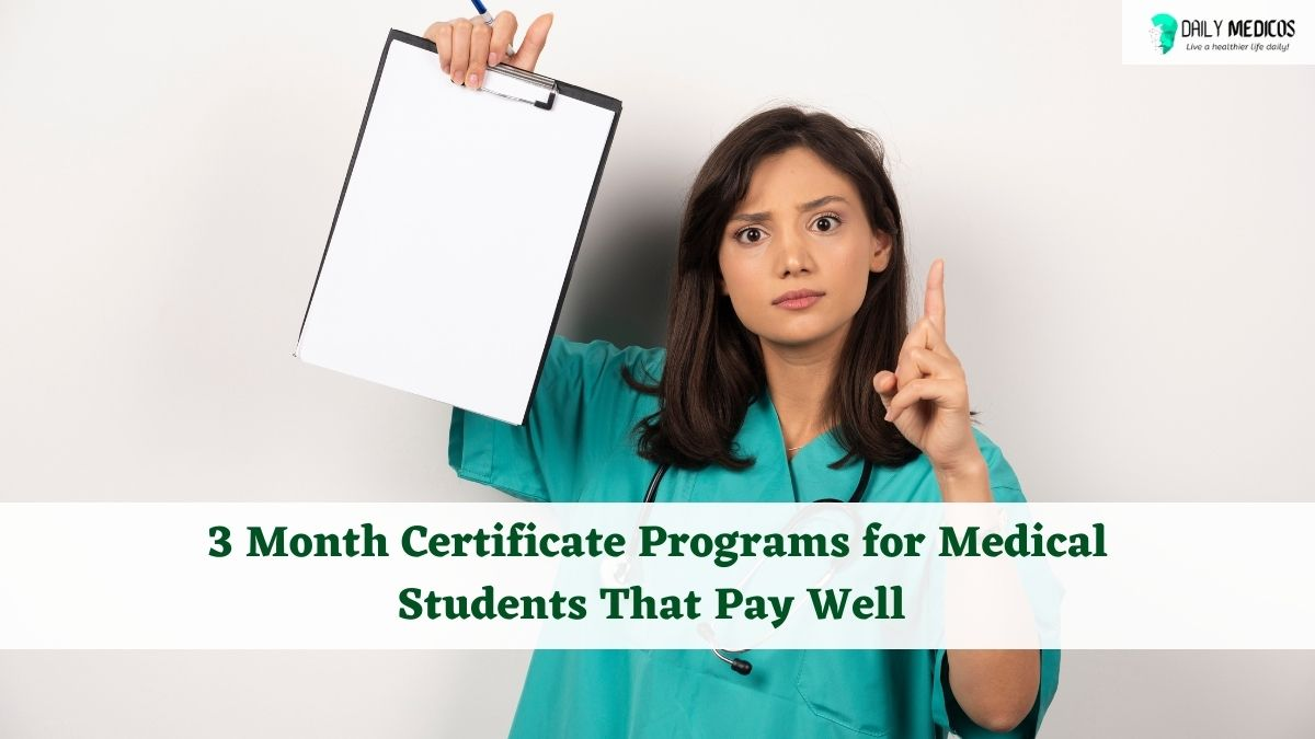 Certificate Programs for Medical Students