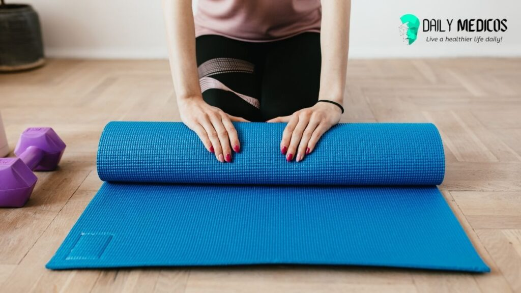 Pilates Workout for Beginners at Home