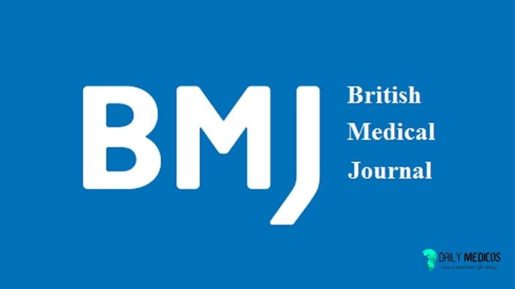 1. The BMJ (formerly the British Medical Journal)