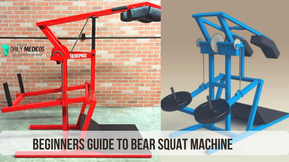 Bear Squat Machine