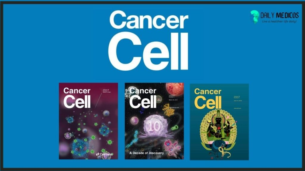 Cancer cell medical journal