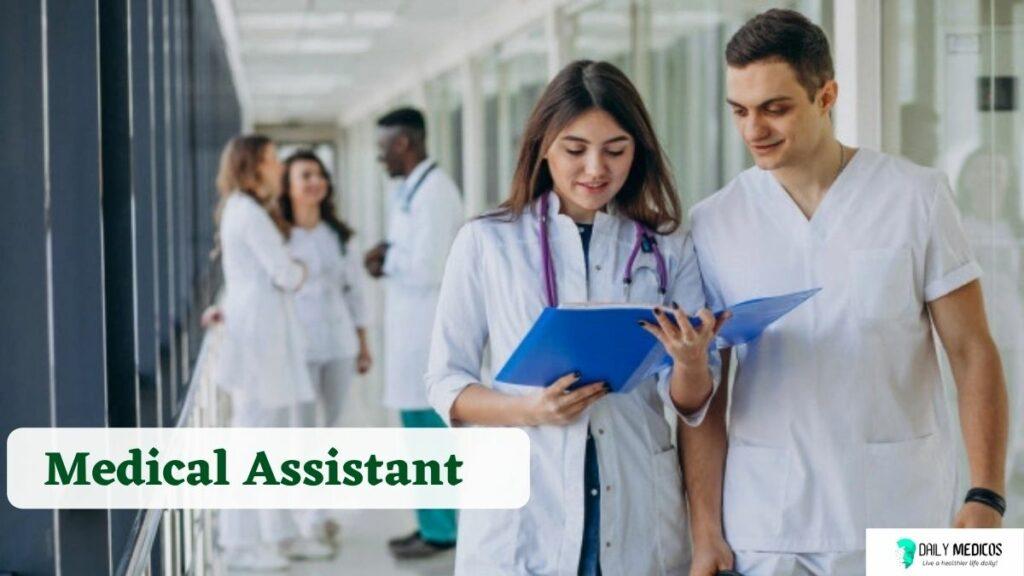 #6 Medical Assistant