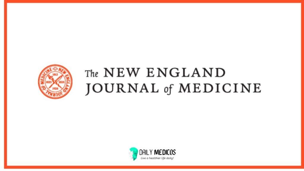 3. New England Journal of Medicine