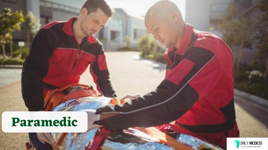 #5 Paramedic