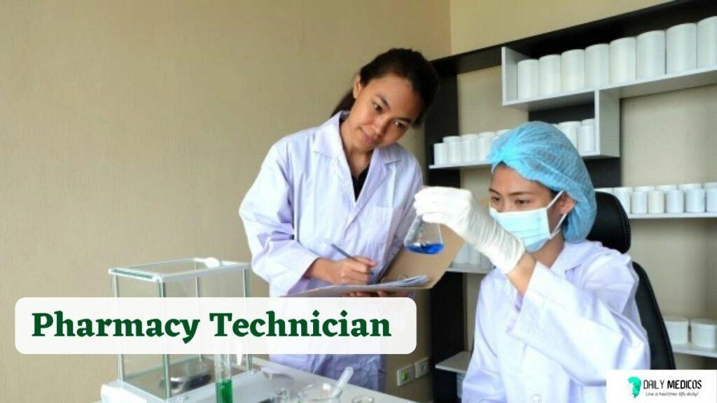 #8 Pharmacy Technician