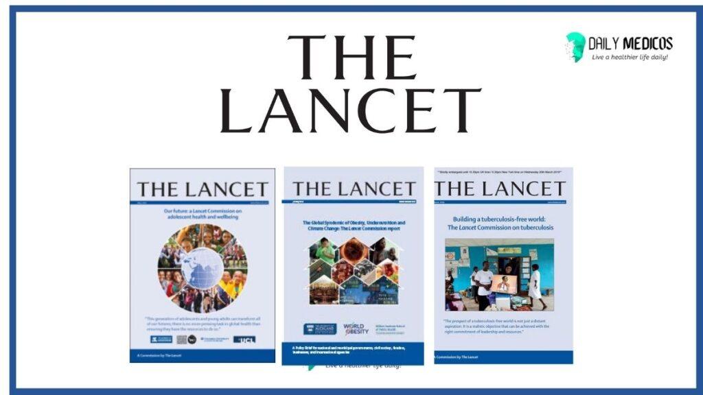 4.The Lancet Medical Journal