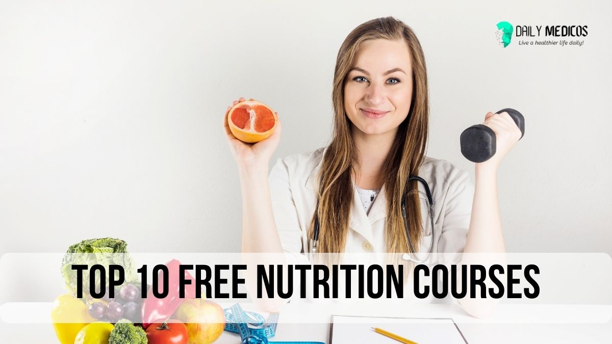 Top 10 Free Nutrition Courses